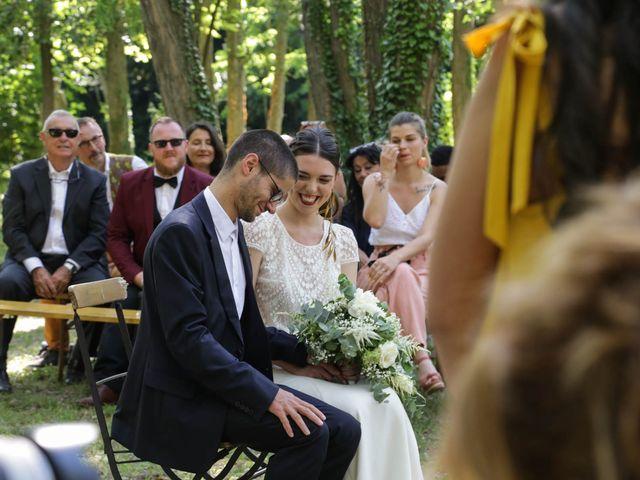Le mariage de Arthur et Salomé à Sauveterre, Gard 43