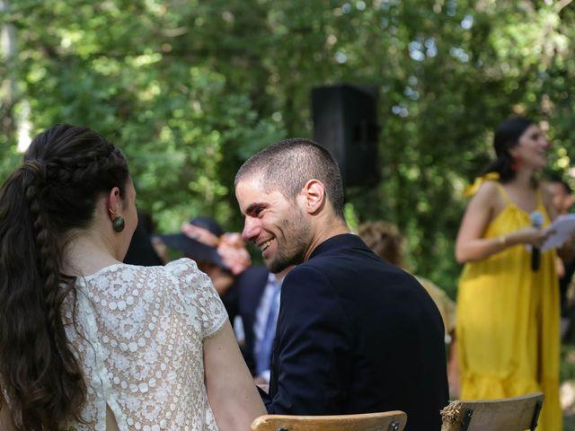Le mariage de Arthur et Salomé à Sauveterre, Gard 50
