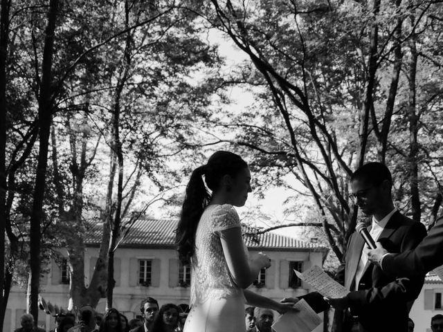 Le mariage de Arthur et Salomé à Sauveterre, Gard 60