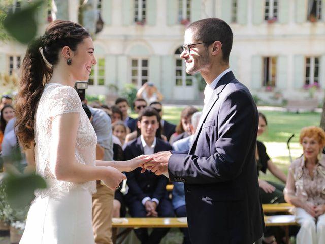 Le mariage de Arthur et Salomé à Sauveterre, Gard 61