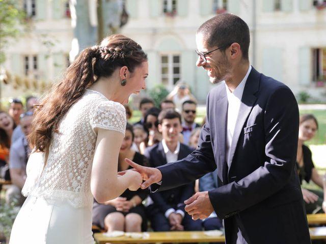 Le mariage de Arthur et Salomé à Sauveterre, Gard 62