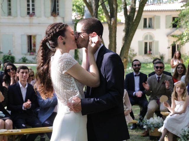 Le mariage de Arthur et Salomé à Sauveterre, Gard 64
