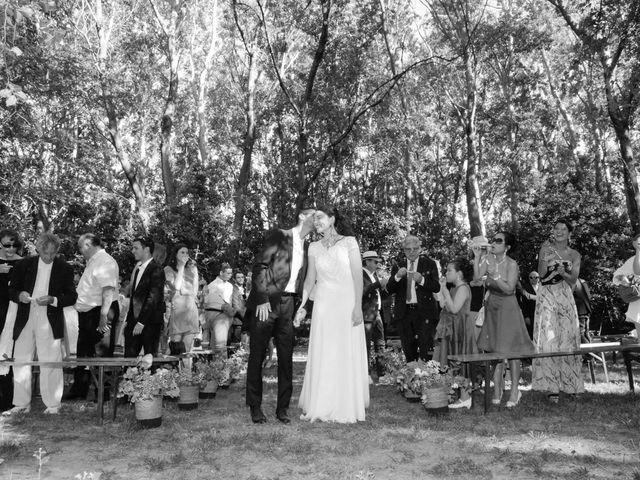 Le mariage de Arthur et Salomé à Sauveterre, Gard 65