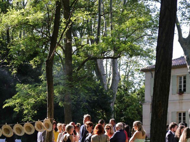 Le mariage de Arthur et Salomé à Sauveterre, Gard 71