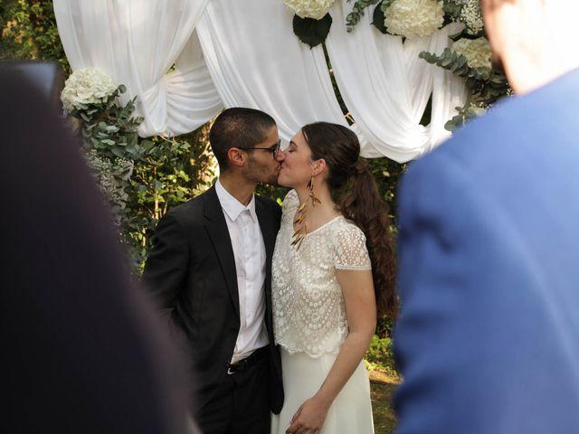 Le mariage de Arthur et Salomé à Sauveterre, Gard 81
