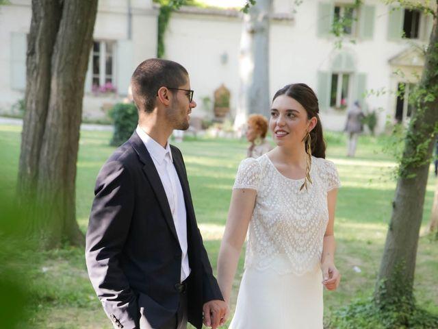 Le mariage de Arthur et Salomé à Sauveterre, Gard 82