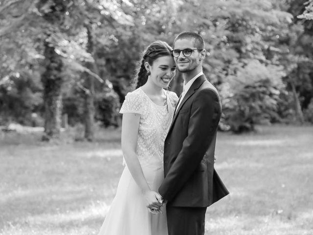 Le mariage de Arthur et Salomé à Sauveterre, Gard 84