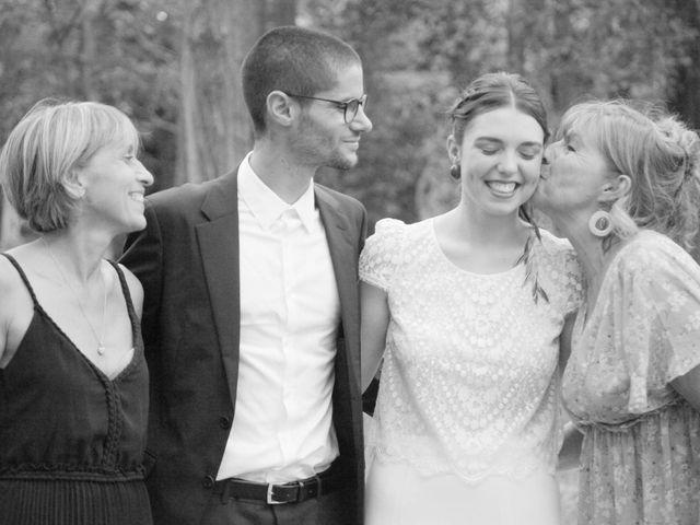 Le mariage de Arthur et Salomé à Sauveterre, Gard 86