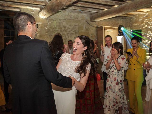 Le mariage de Arthur et Salomé à Sauveterre, Gard 104