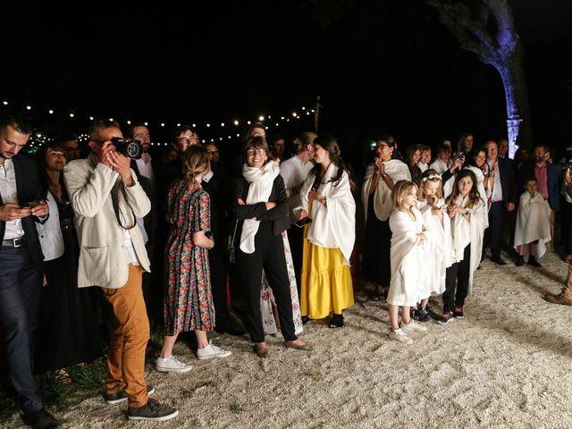 Le mariage de Arthur et Salomé à Sauveterre, Gard 105