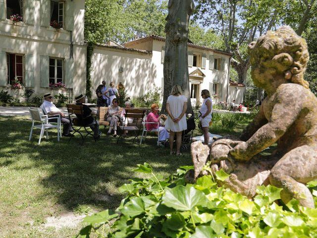 Le mariage de Arthur et Salomé à Sauveterre, Gard 107