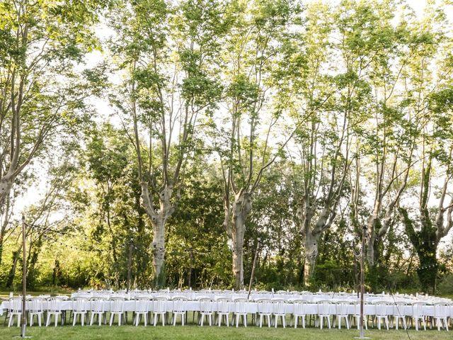 Le mariage de Arthur et Salomé à Sauveterre, Gard 76