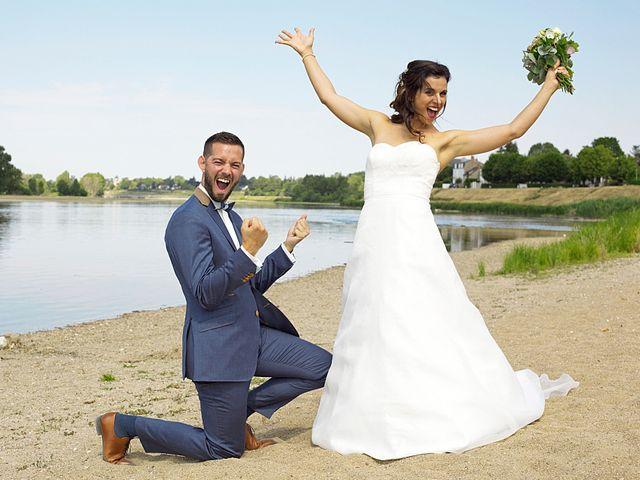 Le mariage de Felix et Virginie à Orléans, Loiret 16