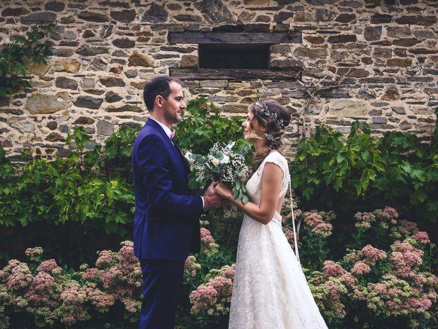 Le mariage de Raphaëlle et Johan