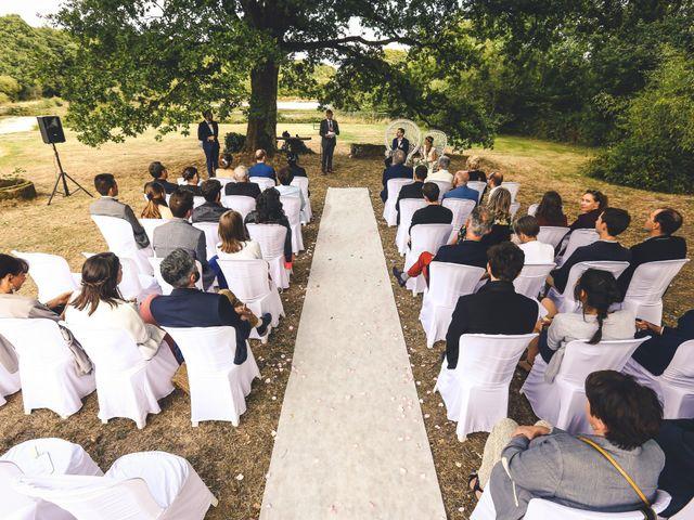 Le mariage de Johan et Raphaëlle à Nantes, Loire Atlantique 22