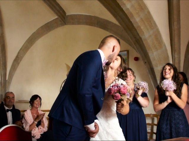 Le mariage de Jordan et Flavie à Chiché, Deux-Sèvres 5
