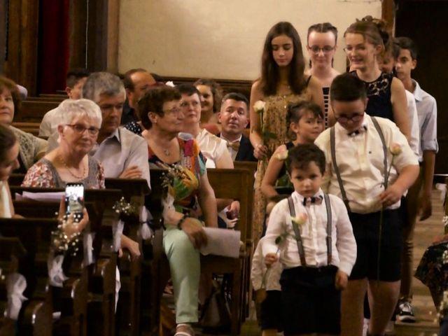 Le mariage de Jordan et Flavie à Chiché, Deux-Sèvres 8