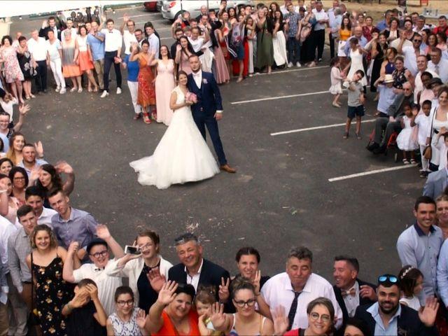 Le mariage de Jordan et Flavie à Chiché, Deux-Sèvres 13