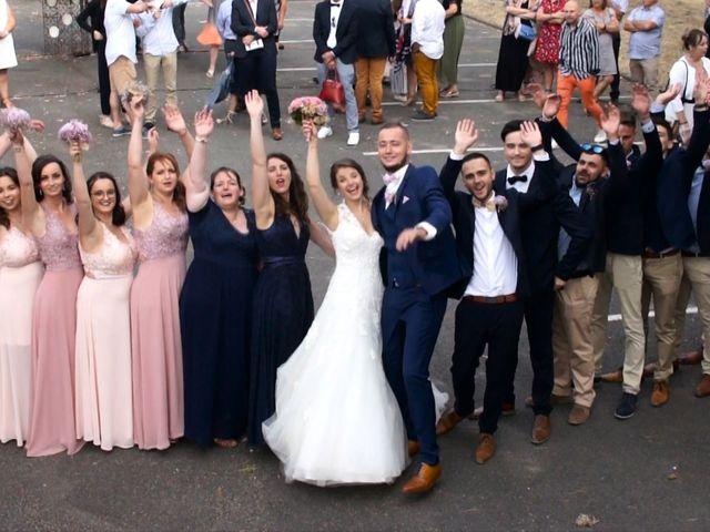 Le mariage de Jordan et Flavie à Chiché, Deux-Sèvres 14