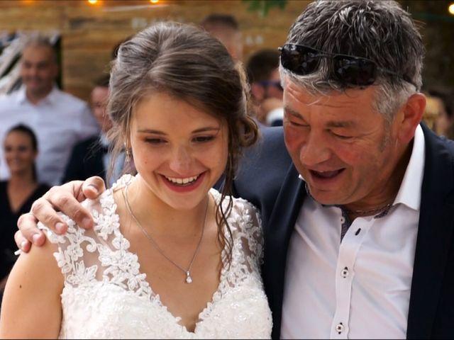 Le mariage de Jordan et Flavie à Chiché, Deux-Sèvres 20