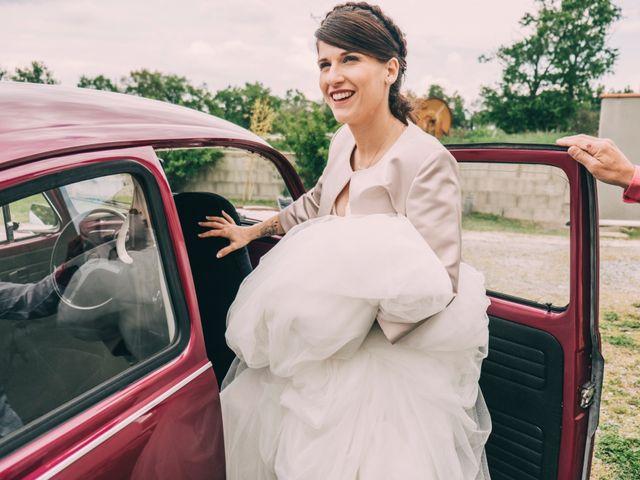 Le mariage de Maxime et Charlène à Mornand-en-Forez, Loire 10
