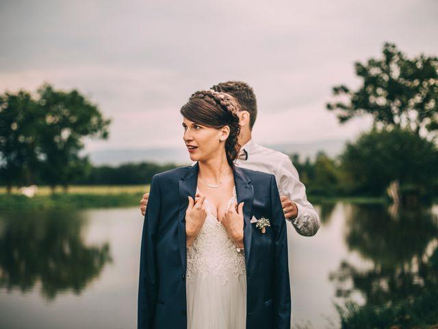 Le mariage de Maxime et Charlène à Mornand-en-Forez, Loire 13