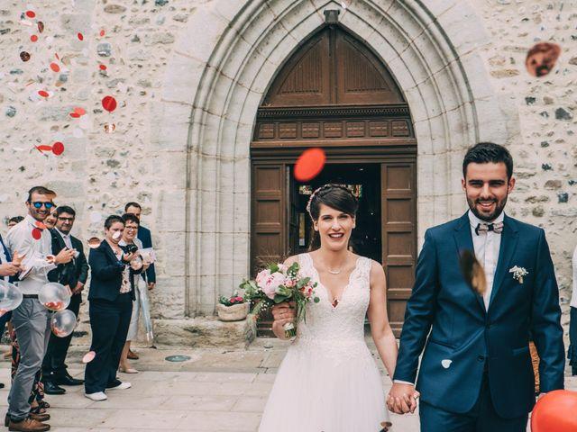 Le mariage de Maxime et Charlène à Mornand-en-Forez, Loire 21