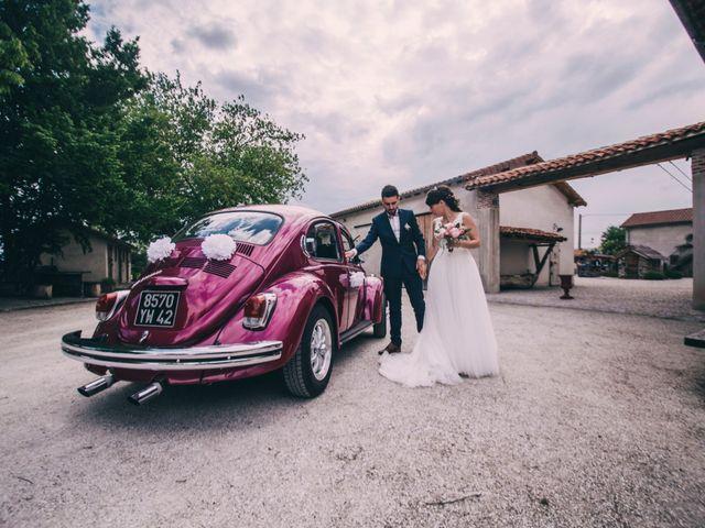 Le mariage de Maxime et Charlène à Mornand-en-Forez, Loire 23