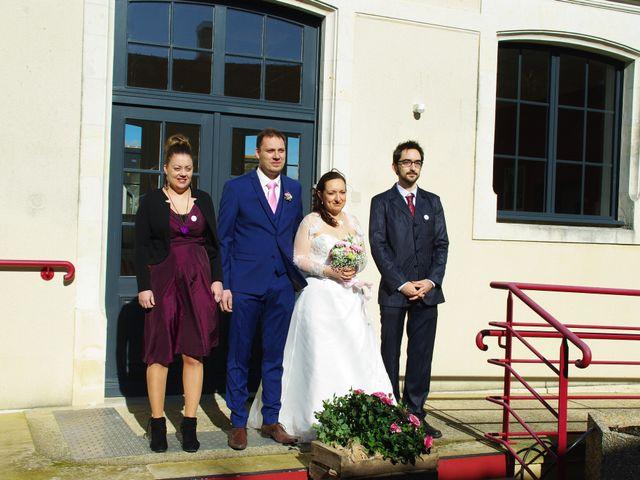Le mariage de Jérôme et Emilie à Ambillou-Château, Maine et Loire 5