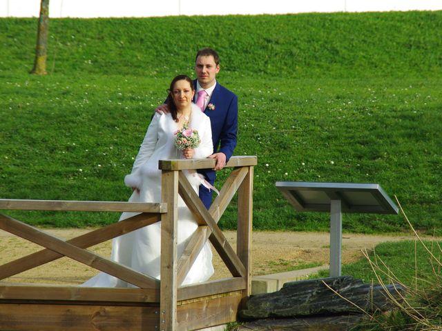 Le mariage de Jérôme et Emilie à Ambillou-Château, Maine et Loire 6