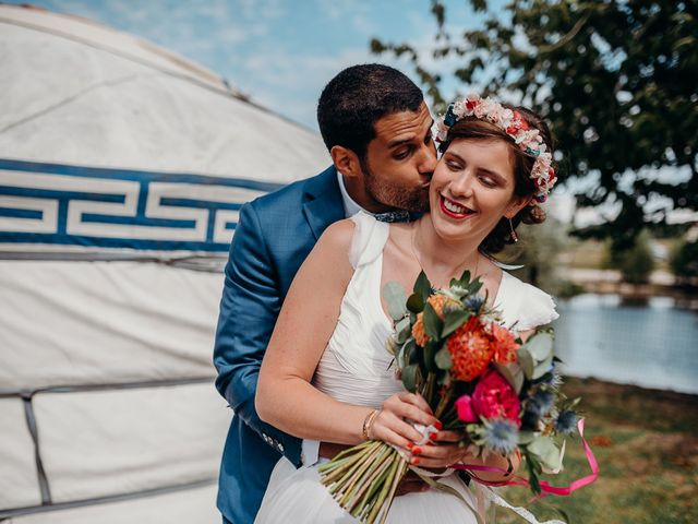 Le mariage de Florian et Amandine à La Chapelle-Gauthier, Seine-et-Marne 6