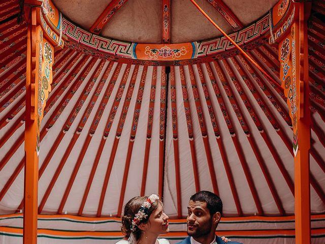 Le mariage de Florian et Amandine à La Chapelle-Gauthier, Seine-et-Marne 2