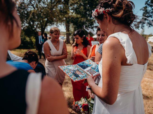 Le mariage de Florian et Amandine à La Chapelle-Gauthier, Seine-et-Marne 8