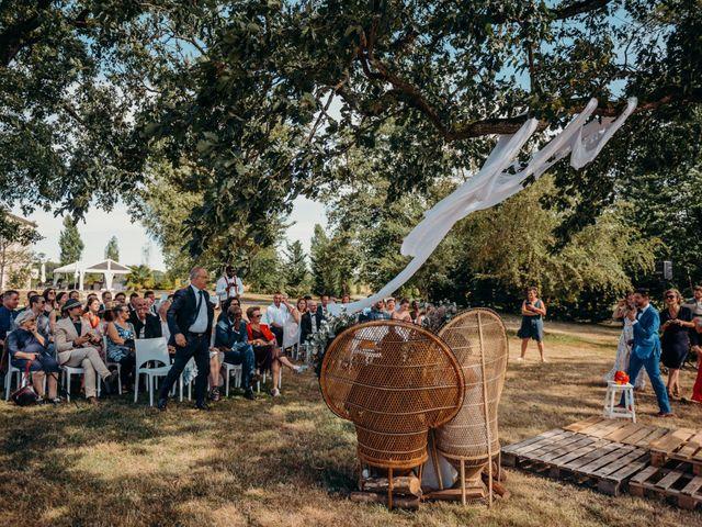 Le mariage de Florian et Amandine à La Chapelle-Gauthier, Seine-et-Marne 9