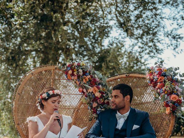 Le mariage de Florian et Amandine à La Chapelle-Gauthier, Seine-et-Marne 10