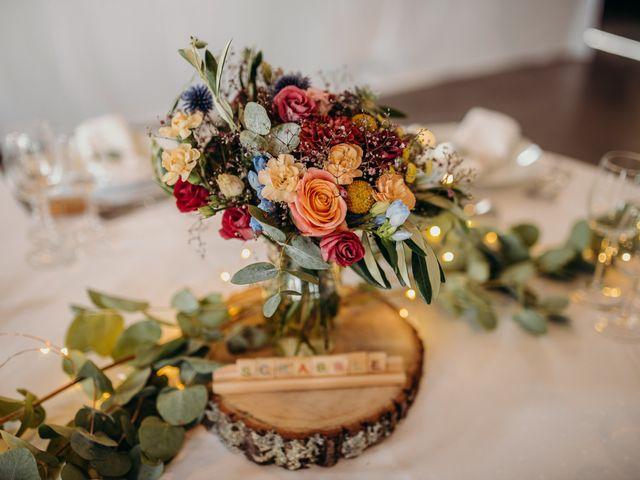 Le mariage de Florian et Amandine à La Chapelle-Gauthier, Seine-et-Marne 12