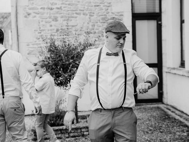 Le mariage de Nicolas et Jennifer à Muron, Charente Maritime 6