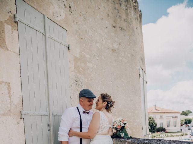 Le mariage de Nicolas et Jennifer à Muron, Charente Maritime 12