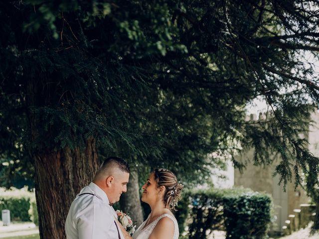 Le mariage de Nicolas et Jennifer à Muron, Charente Maritime 13
