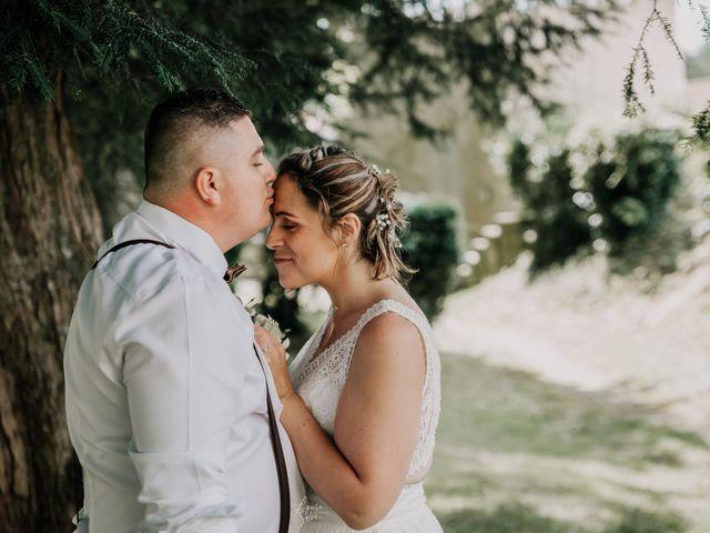 Le mariage de Nicolas et Jennifer à Muron, Charente Maritime 14