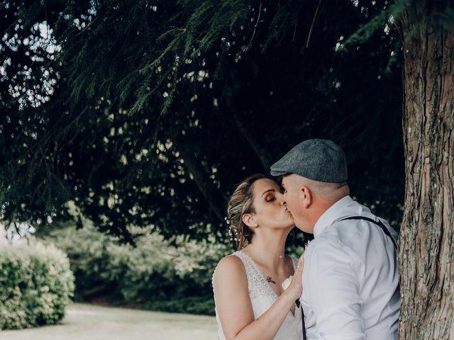 Le mariage de Nicolas et Jennifer à Muron, Charente Maritime 17