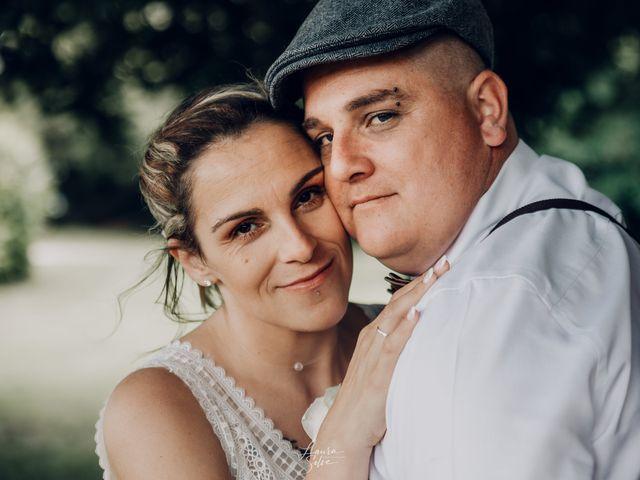 Le mariage de Nicolas et Jennifer à Muron, Charente Maritime 18