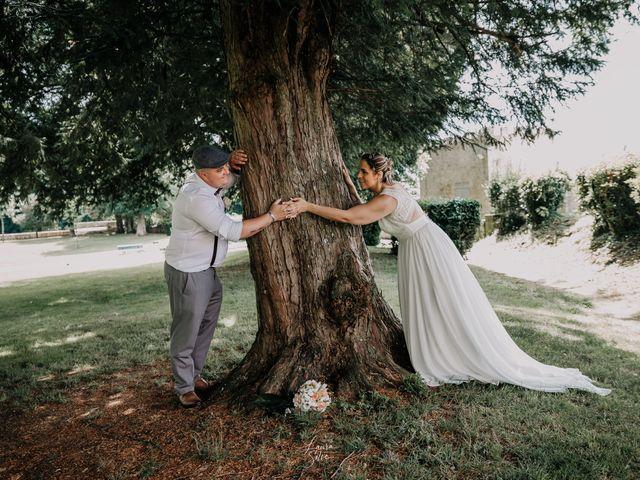 Le mariage de Nicolas et Jennifer à Muron, Charente Maritime 19