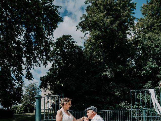 Le mariage de Nicolas et Jennifer à Muron, Charente Maritime 20