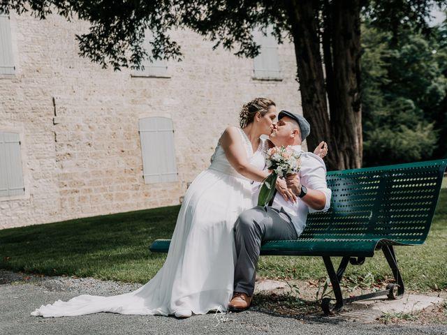 Le mariage de Nicolas et Jennifer à Muron, Charente Maritime 21