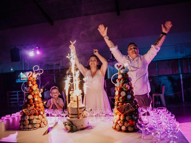 Le mariage de Nicolas et Jennifer à Muron, Charente Maritime 25