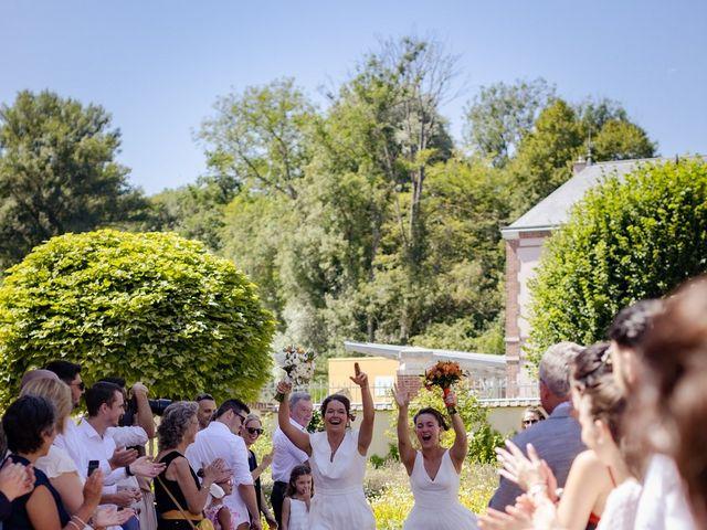 Le mariage de Anaïs et Marine à Landelles, Eure-et-Loir 4