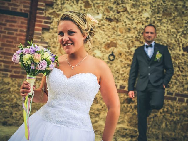 Le mariage de Caroline et Vincent