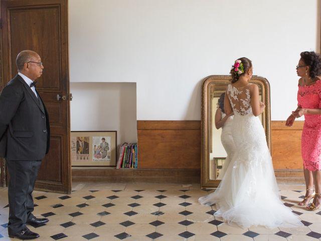 Le mariage de Julien et Juanita à Vaugrigneuse, Essonne 4