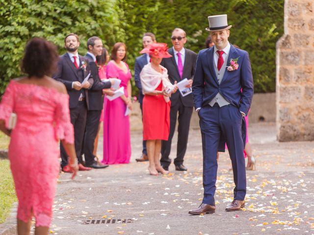 Le mariage de Julien et Juanita à Vaugrigneuse, Essonne 10